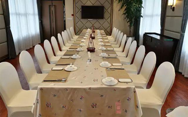 七星岛长方桌布