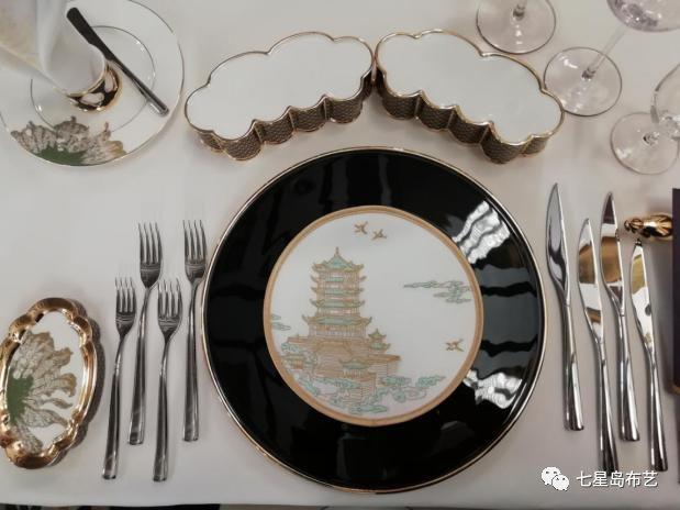黄鹤楼餐盘垫